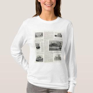 T-shirt Résidences de Petaluma, la Californie