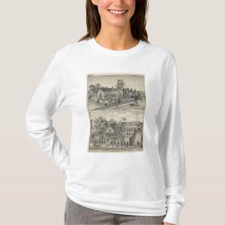 T-shirt Résidences de région boisée