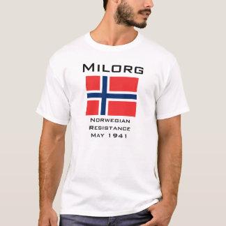 T-shirt Résistance norvégienne