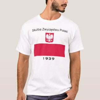 T-shirt Résistance polonaise (la plus tôt)