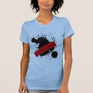 T-shirt RÉSISTEZ à la conception rebelle