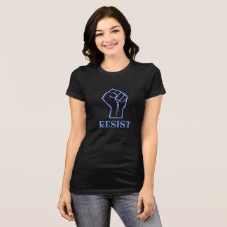 T-shirt Résistez et persistez anti chemise de Donald Trump