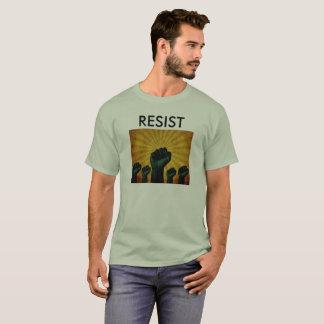 T-shirt RÉSISTEZ/T-SHIRT INDIVISIBLE avec le LOGO de JOUR