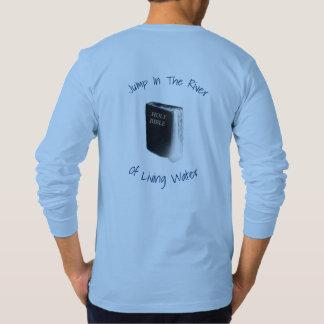 T-shirt Résolution : Sautez en rivière