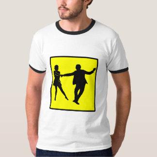 T-shirt Respect ! L'ouest Coast swing