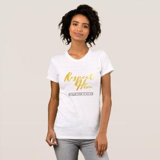T-shirt Respectez-le - aimez-la - le 5h22 d'Ephesians - 33