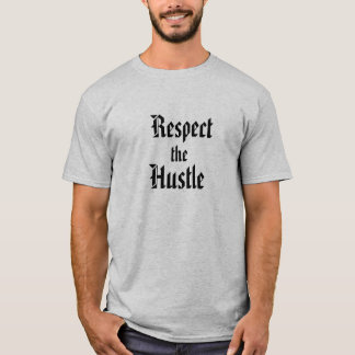 T-shirt Respectez le TEXTE de hâte