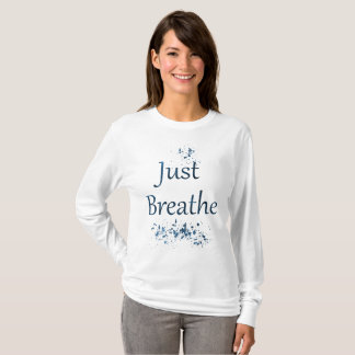 T-shirt Respirez juste