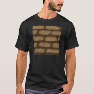 T-shirt Ressemble aux briques