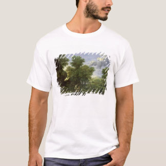 T-shirt Ressort, ou le jardin d'Éden