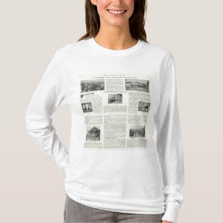 T-shirt Ressorts de Lytton, la Californie