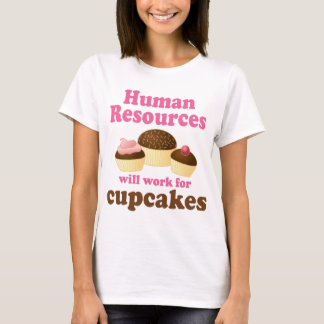 T-shirt Ressources humaines drôles
