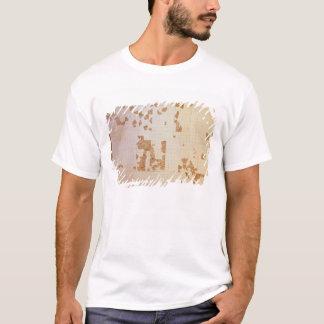 T-shirt Reste d'un cadastre