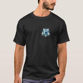 T-shirt Restez la pièce en t faite sur commande nommée de