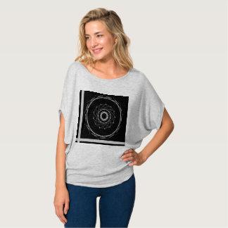 T-shirt Résumé noir