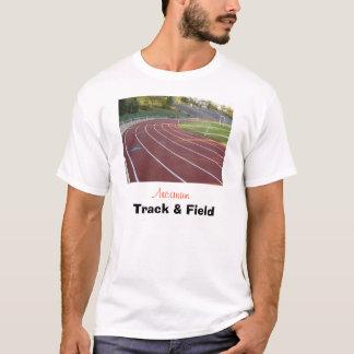 T-shirt resurfacedtrack1, Arcanum, athlétisme