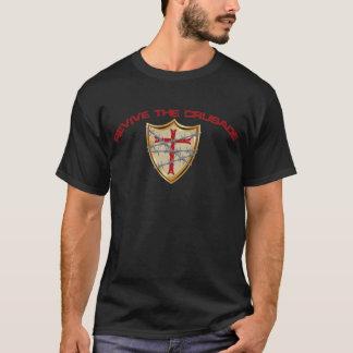 T-shirt Rétablissez la croisade !