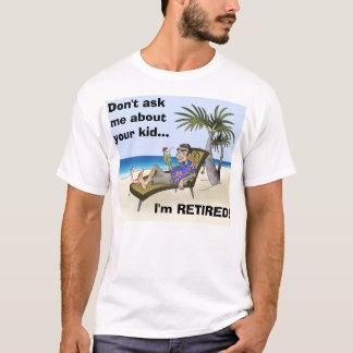 T-shirt Retiré