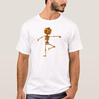 T-shirt Retirez la position de ballet Ballerino
