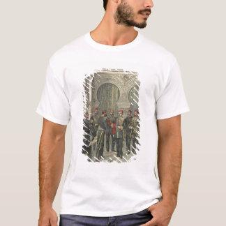 T-shirt Retour du cordon grand de la légion