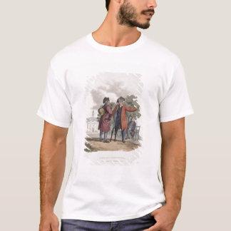 T-shirt Retraités de Chelsea, cavalerie et infanterie, de