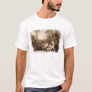 T-shirt Retraités de Chelsea recevant la gazette Announcin