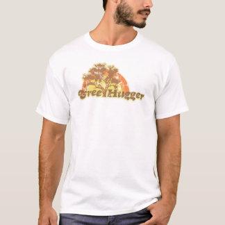 T-shirt Rétro arbre Hugger