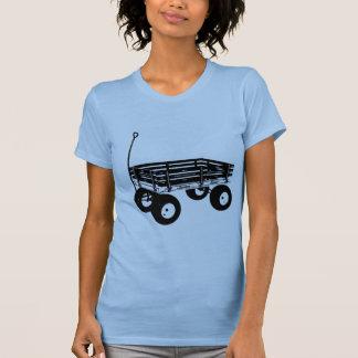T-shirt Rétro chariot