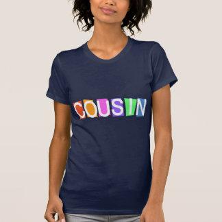 T-shirt Rétro cousin