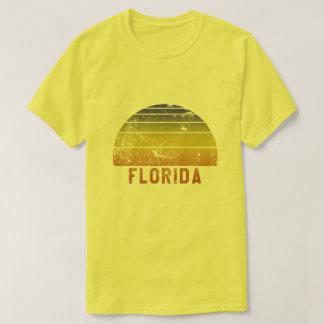 T-shirt Rétro de cru de la Floride régression les années