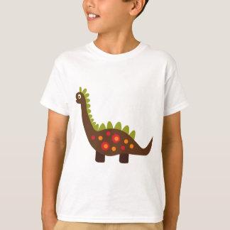 T-shirt rétro dinosaure