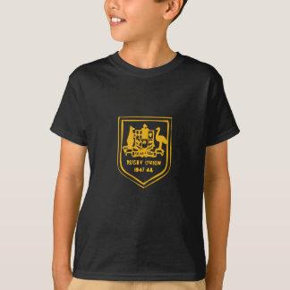 T-shirt Rétro emblème de rugby de l'Australie