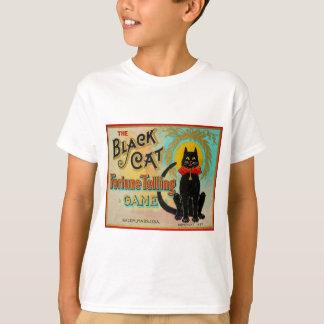 T-shirt Rétro fortune vintage de Halloween indiquant le