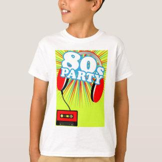 T-shirt Rétro partie