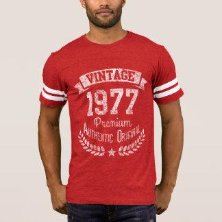 T-shirt Rétro quarantième prime Origina d'anniversaire du