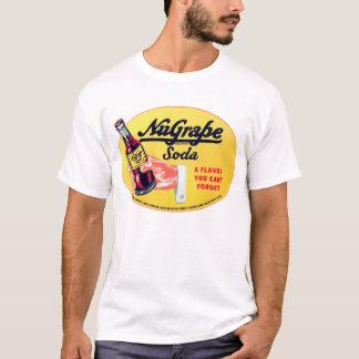 T-shirt Rétro signe vintage de soda de raisin de NuGrape
