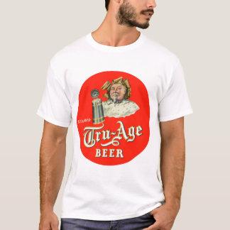 T-shirt Rétro Tru-Âge vintage Scranton de bière anglaise
