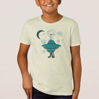 T-Shirt Rétro UFO