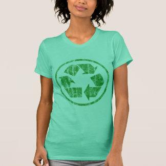 T-shirt Réutilisant pour sauver la terre de planète,
