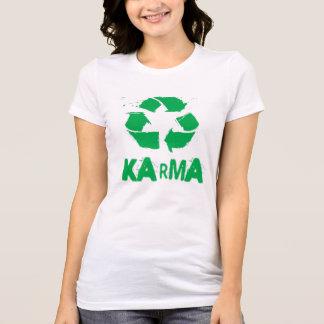 T-shirt réutilisé par karma