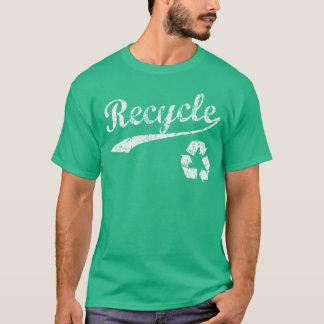 T-shirt Réutilisez le style de sport