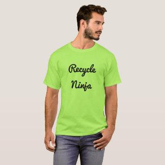 T-shirt Réutilisez Ninja
