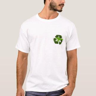 T-shirt Réutilisez un lévrier
