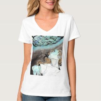 T-shirt Rêve de descente