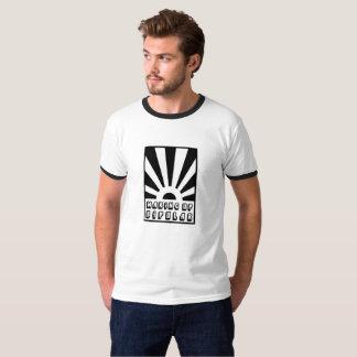 T-shirt Réveiller la pièce en t bipolaire