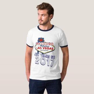 T-shirt Réveillon de la Saint Sylvestre Las Vegas 2017
