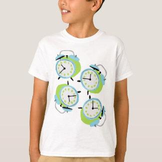T-shirt Réveils originaux de tock de coutil
