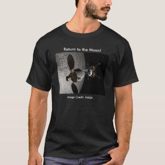 T-shirt Revenez à la lune !