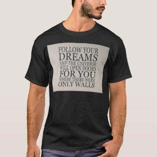 T-shirt rêves