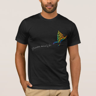 T-shirt Rêves de papillon